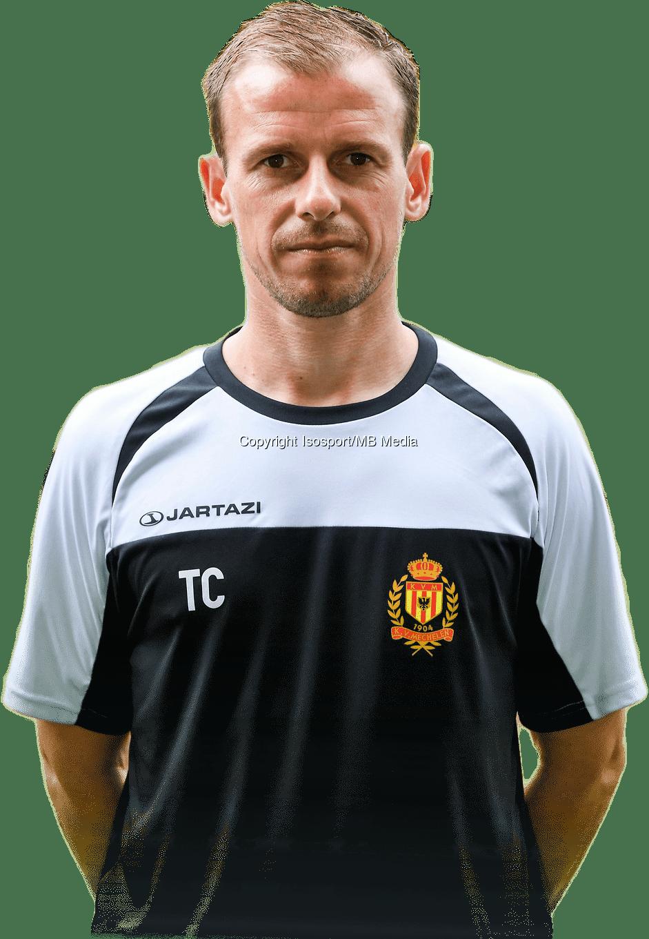 Tom Caluwé - Sports Director