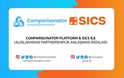 Comparisonator Platformu ve SICS Firması Ortaklığa Başladı