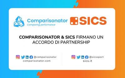 Comparisonator & SICS Firmano un Accord di Partnership