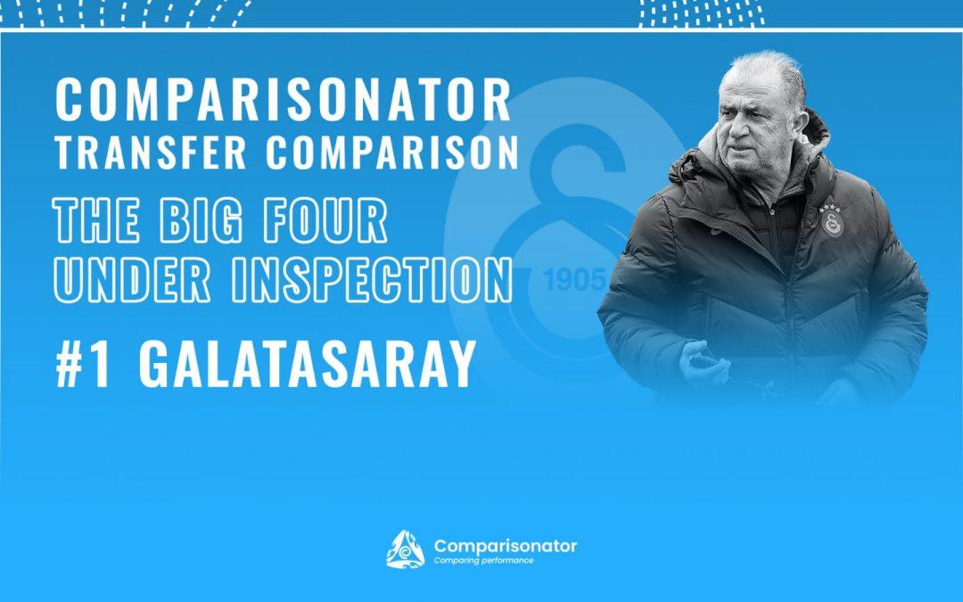 Comparisonator Transfer Comparison – The Big Four Under Inspection: Galatasaray #1