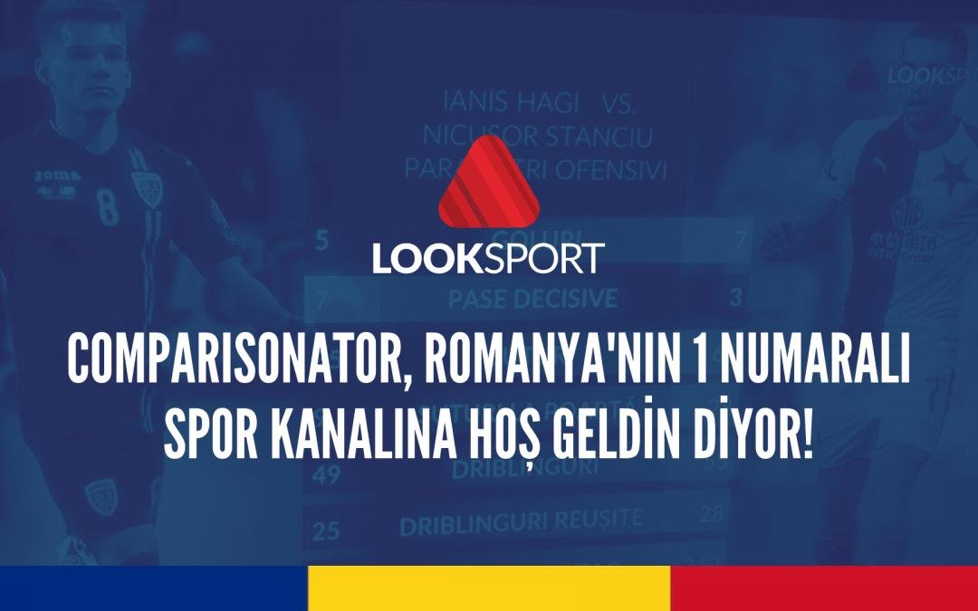 Comparisonator, Romanya'nın 1 Numaralı Spor Kanalına Hoş Geldin Diyor!