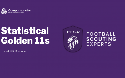 PFSA Statistical Golden 11s – Top 4 UK Divisions