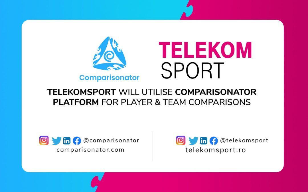 Comparisonator Welcomes Telekom Romania TV Channel