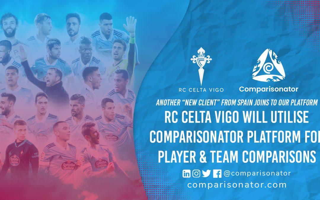 Comparisonator Welcomes RC Celta Vigo
