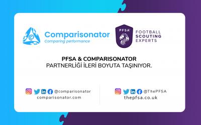 PFSA & COMPARISONATOR PARTNERLİĞİ İLERİ BİR BOYUTA TAŞINIYOR.