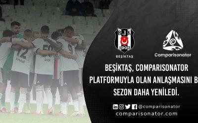 Comparisonator, Beşiktaş'a Hoş Geldin Diyor!